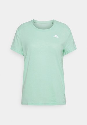 OWN THE RUN TEE - Print T-shirt - mint