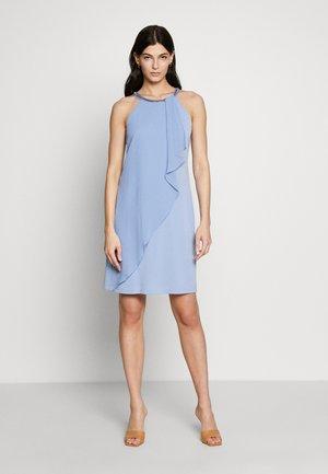 LUX FLUID - Cocktail dress / Party dress - blue lavender