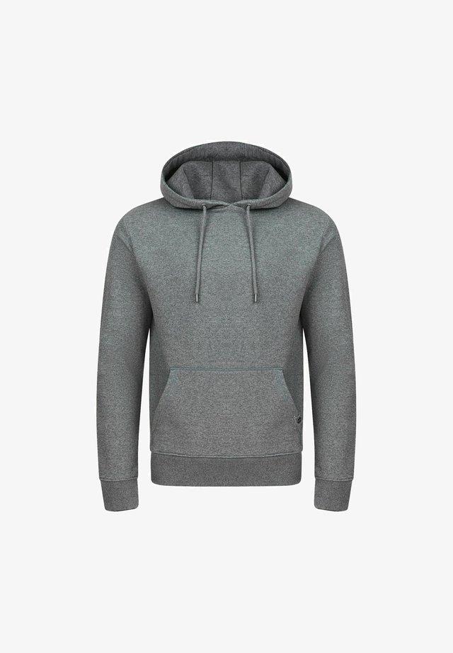 Hoodie - grey melange standard
