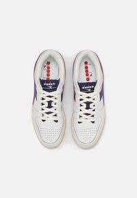 Diadora - MAGIC ICONA UNISEX - Sneaker low - white/twilight blue - 3