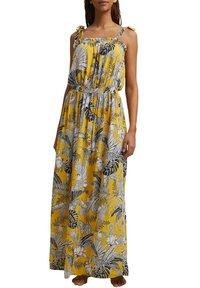 Esprit - Maxi dress - yellow - 5
