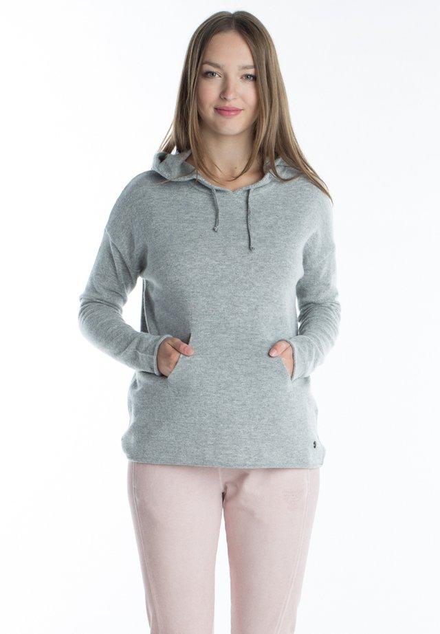 Hoodie - 7003 light grey