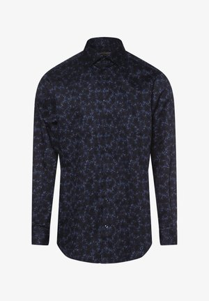 HEMD - Formal shirt - indigo schwarz