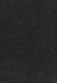 JDY - JDY ANNE V NECK  - Jumper - dark grey melange - 2