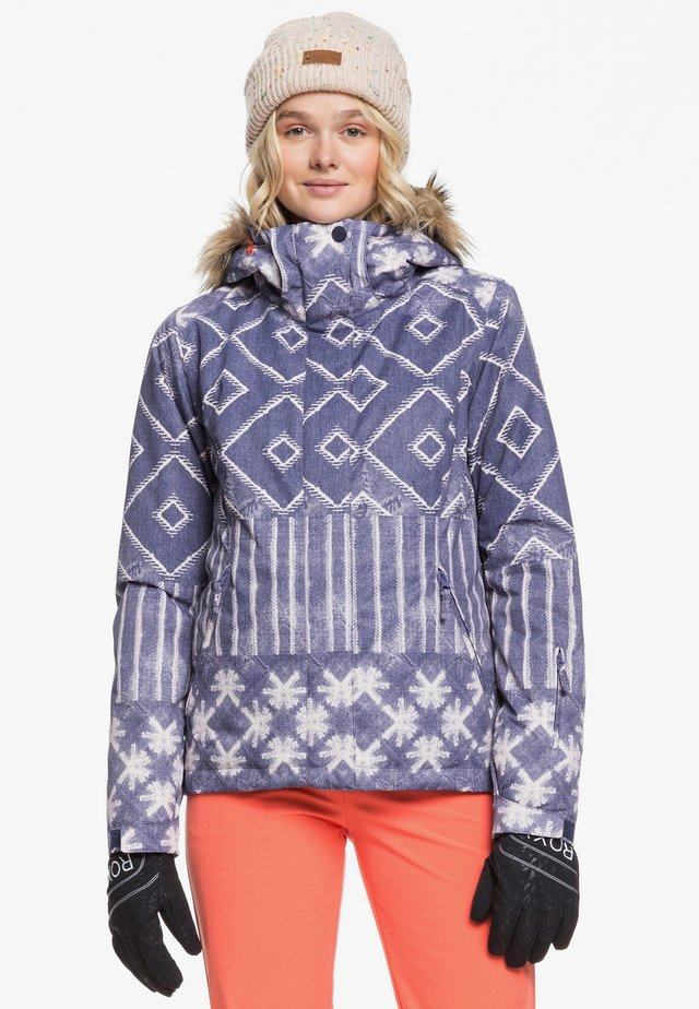 JET SKI  - Snowboard jacket - blue