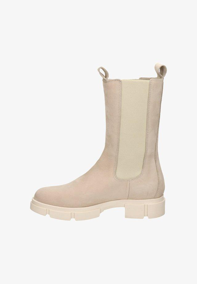 Korte laarzen - off white