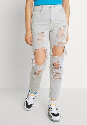 MOM - Jeans slim fit - gray