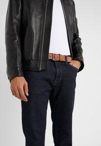 HUGO - GIOVE - Belt - medium brown - 1