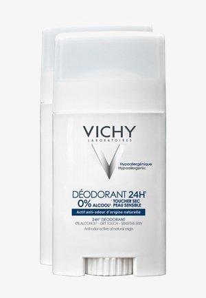 VICHY DEODORANTS DEODORANT STICK DEODORANT 24H  DOPPELPACK - Deodorant - -