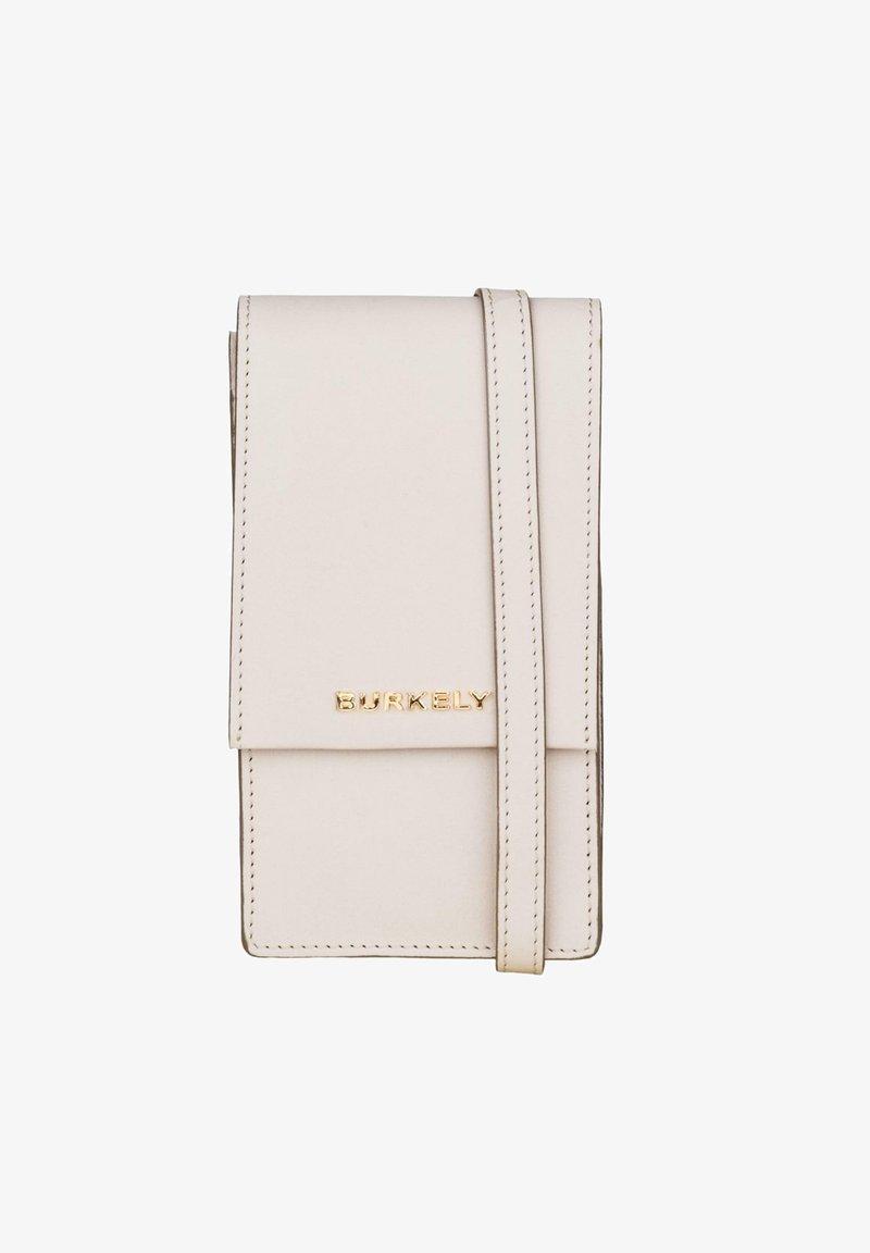 Burkely - PARISIAN  - Phone case - off white
