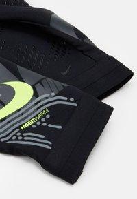 Nike Performance - Fingerhandschuh - black/white/volt - 3