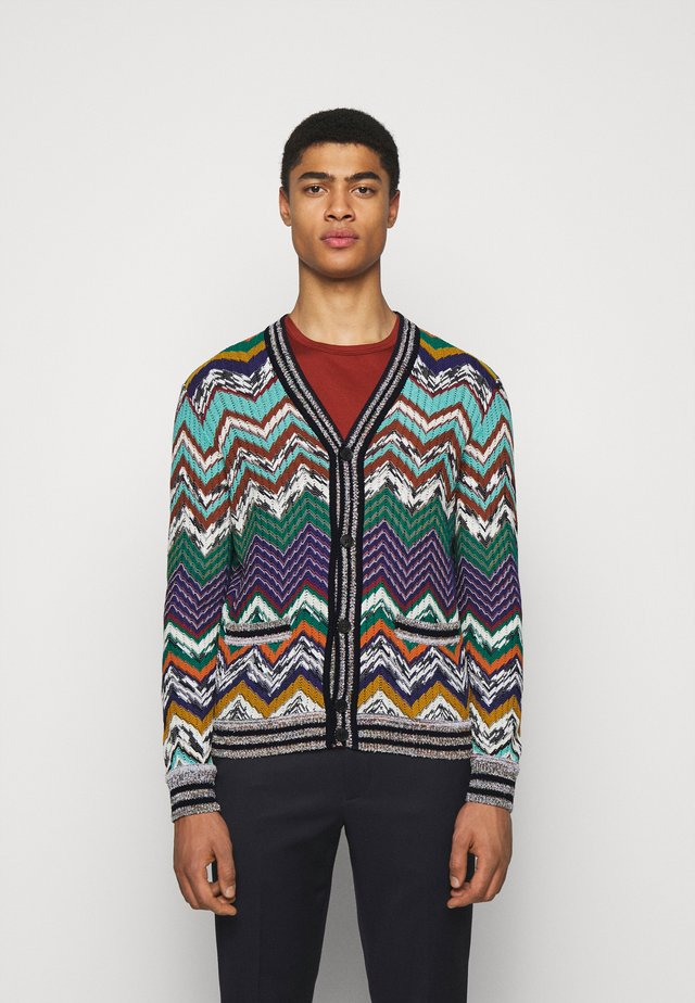 CARDIGAN - Cardigan - multi coloured