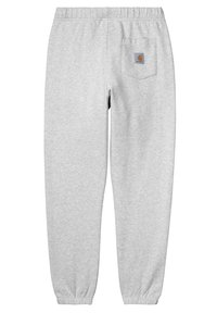 Carhartt WIP - Tracksuit bottoms - ash heather - 1