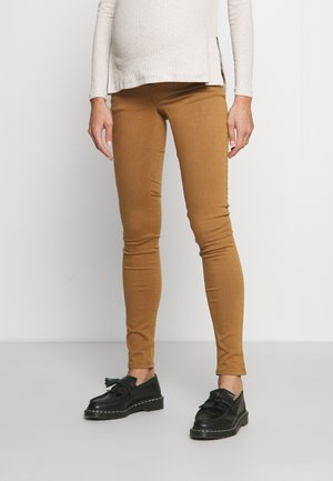 PANTS NORAH - Jeans Skinny Fit - camel