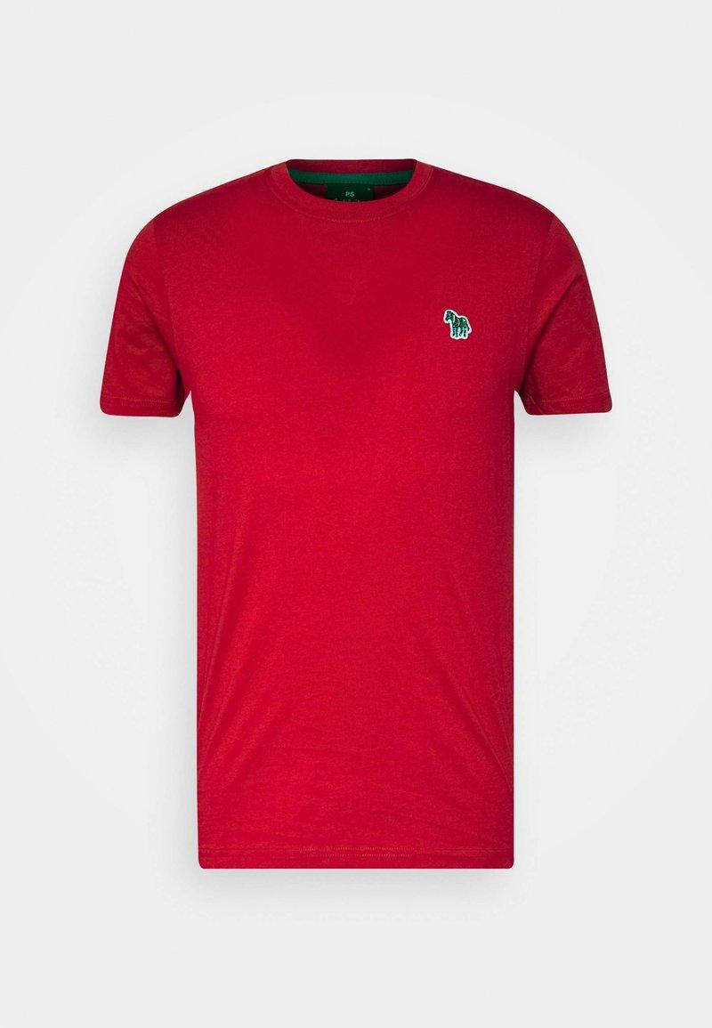 PS Paul Smith - ZEBRA - Basic T-shirt - red