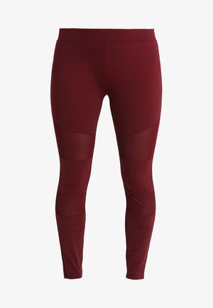 LADIES TECH  - Leggings - Trousers - port