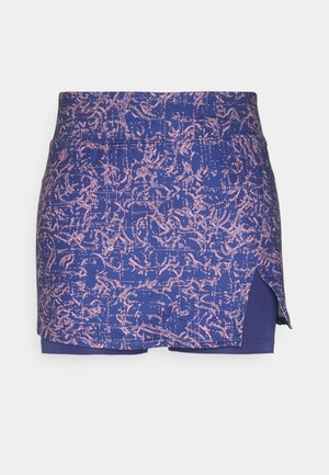 VICTORY SKIRT - Sports skirt - purple dust/white