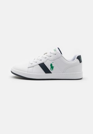 OAKVIEW UNISEX - Sneakers laag - white smooth/navy/green