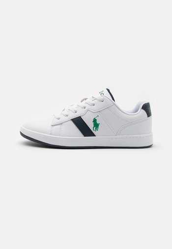 OAKVIEW UNISEX - Sneakers - white smooth/navy/green