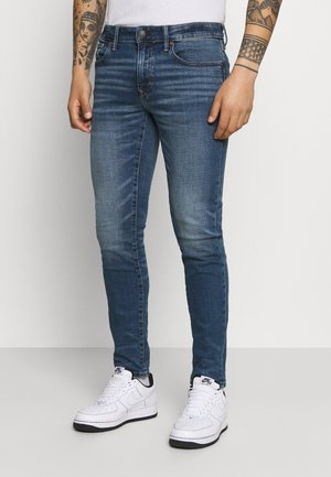 Jeans Skinny Fit - worn out blue