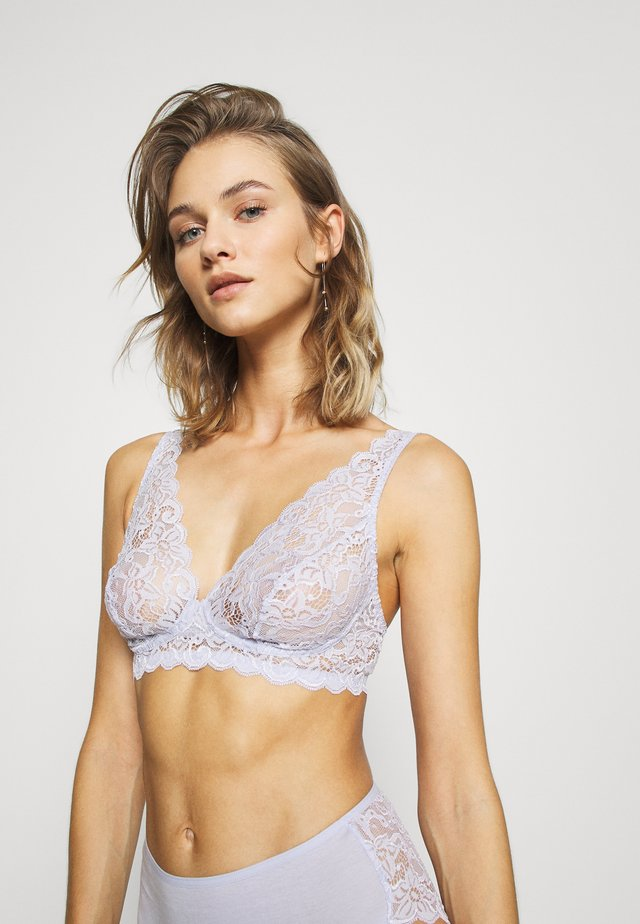 MOMENTS SOFT BRA - Bustier - lavender frost