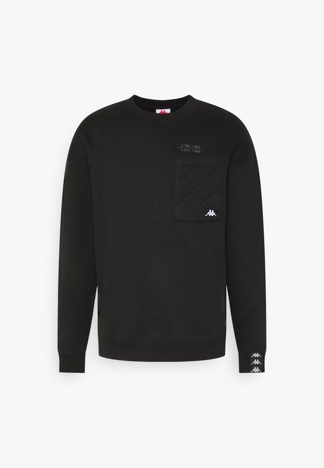 HETJE - Sweatshirt - caviar