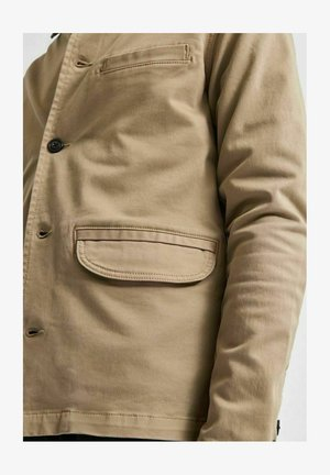 Summer jacket - greige
