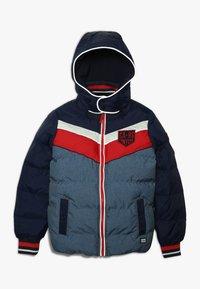 Cars Jeans - KIDS RUNDALL - Winter jacket - navy - 0