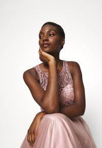 Luxuar Fashion - Suknia balowa - mauve - 3