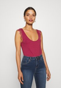 Anna Field Petite - Top - earth red - 0