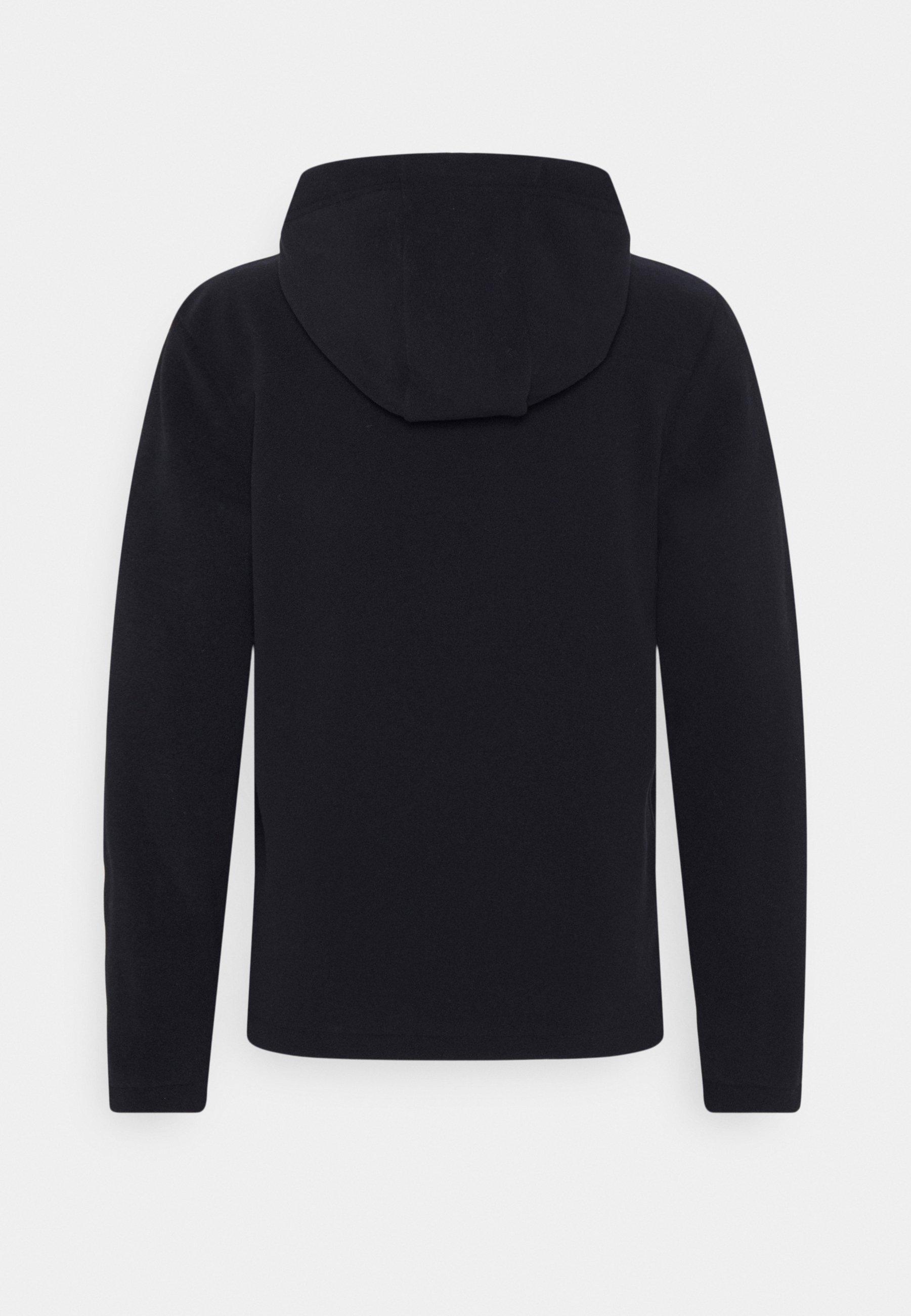 Women SCRIPT POPOVER UNISEX - Fleece jacket