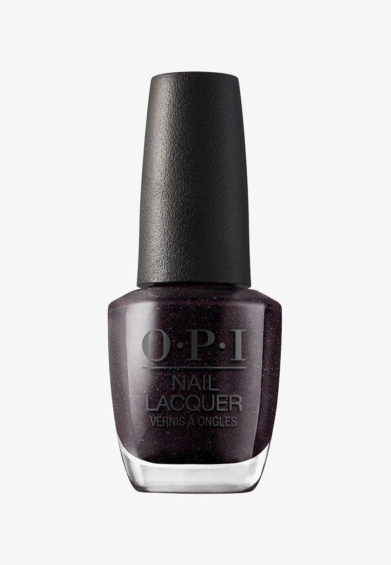 OPI - NAIL LACQUER - Nail polish - nlb 59 my private jet