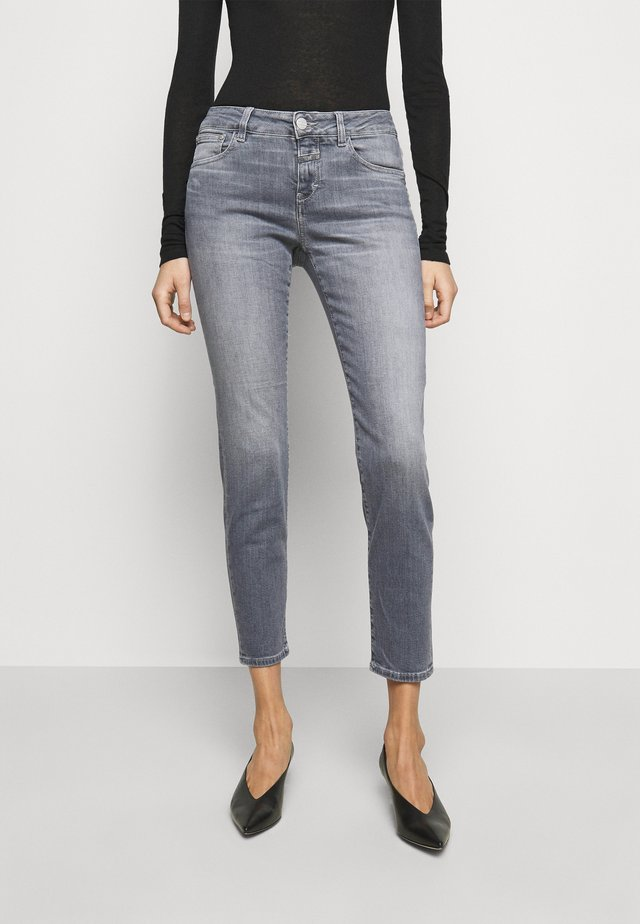 BAKER - Jean slim - mid grey