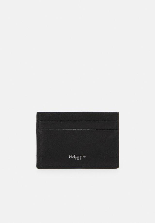 PECUNIA CARD WALLET - Peněženka - black