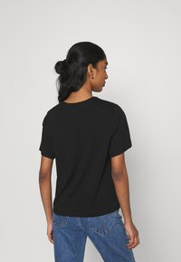 JDY - JDYNINA LIFE  - T-shirt con stampa - black - 2