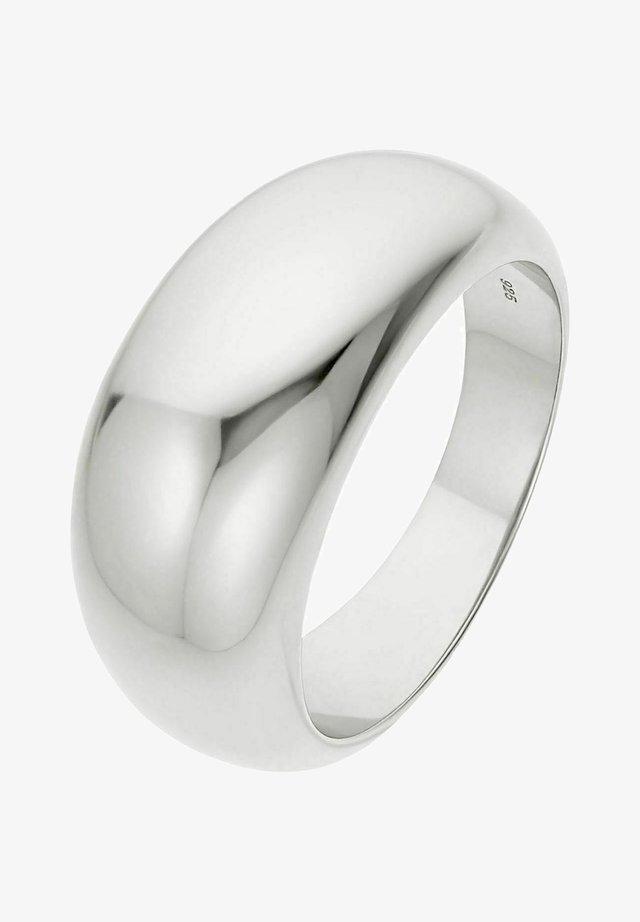 CHUB - Ring - silber