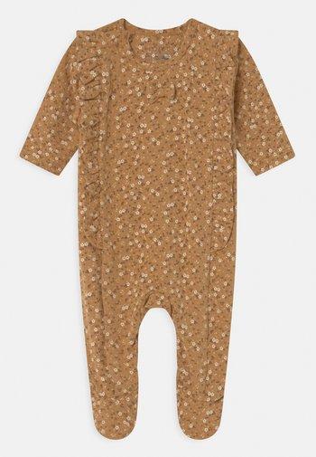 MALLI UNISEX - Sleep suit - cinnamon