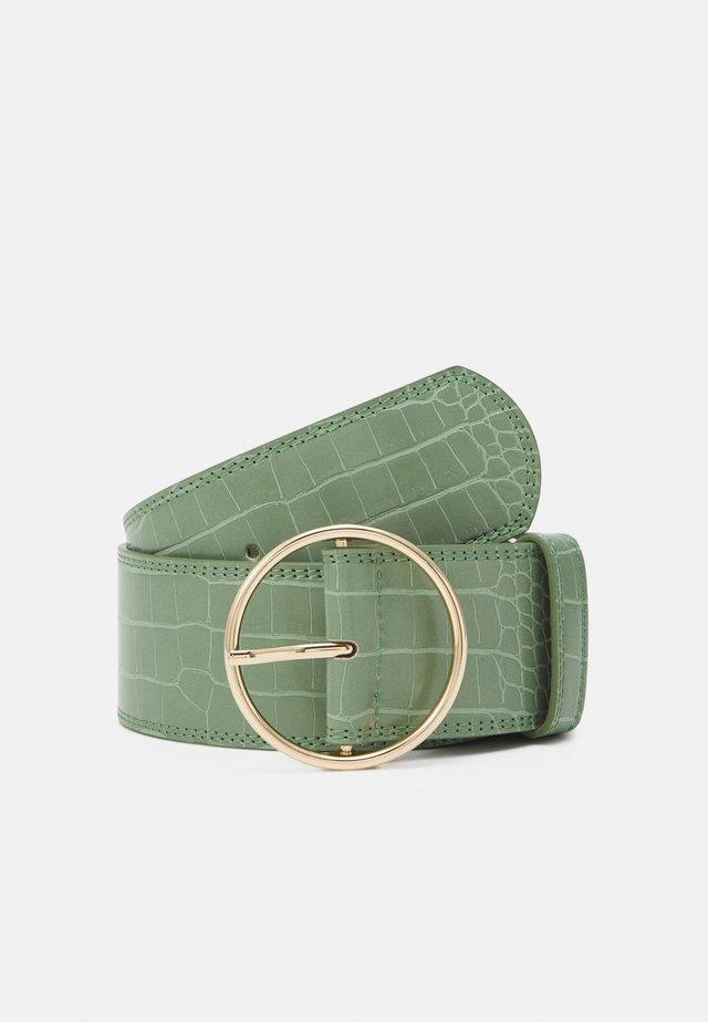 DANNI BELT - Tailleriem - green