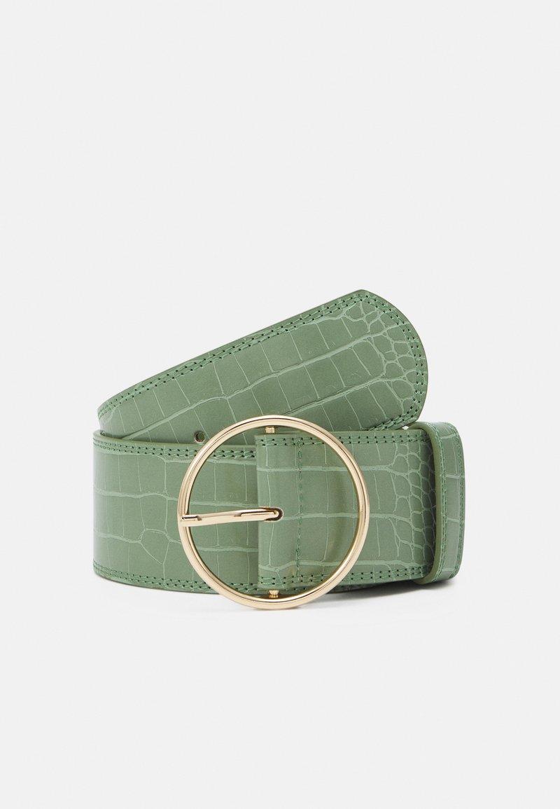 Gina Tricot - DANNI BELT - Waist belt - green