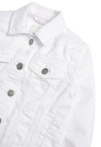 Next - Denim jacket - white - 2