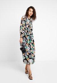 mint&berry - Maxi dress - black - 1