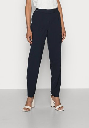CIGARETTE - Trousers - navy
