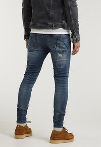 CHASIN' - IGGY MOON - Jeans Skinny Fit - blue - 1