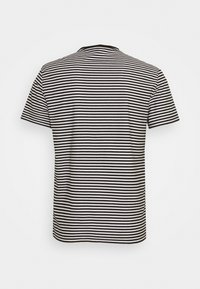 Michael Kors - FEEDER STRIPE TEE - Print T-shirt - black - 1