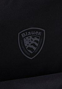 Blauer - NEVADA UNISEX - Rucksack - black - 4