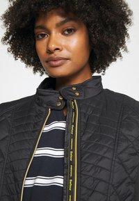 Barbour International - HALLSTATT - Summer jacket - black - 3