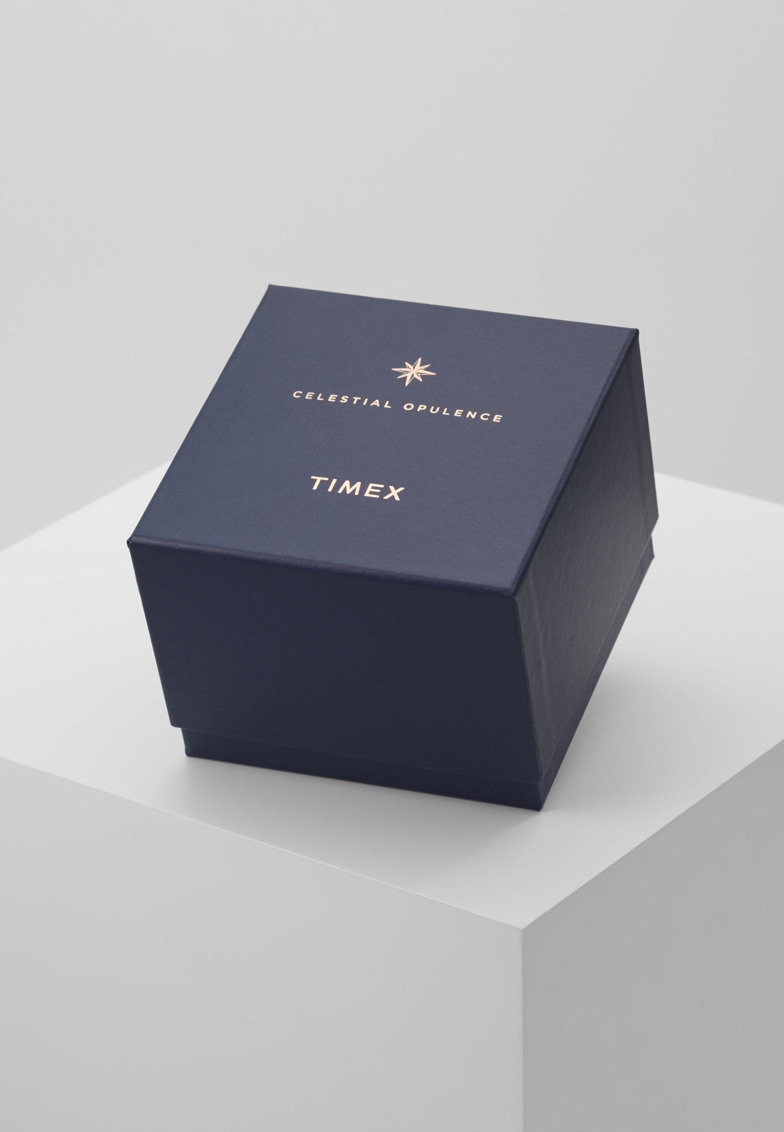 Timex WOMEN'S CELESTRIAL OPULENCE WITH SWAROVSKI BLACK DIAL - Klokke - black/svart rHFbMyF1kv5LhuC