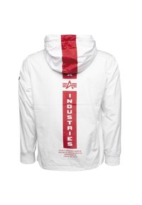 Alpha Industries - DEFENSE - Windbreaker - white - 1