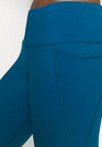 Sweaty Betty - POWER WORKOUT 7/8 LEGGINGS - Leggings - teal blue - 4