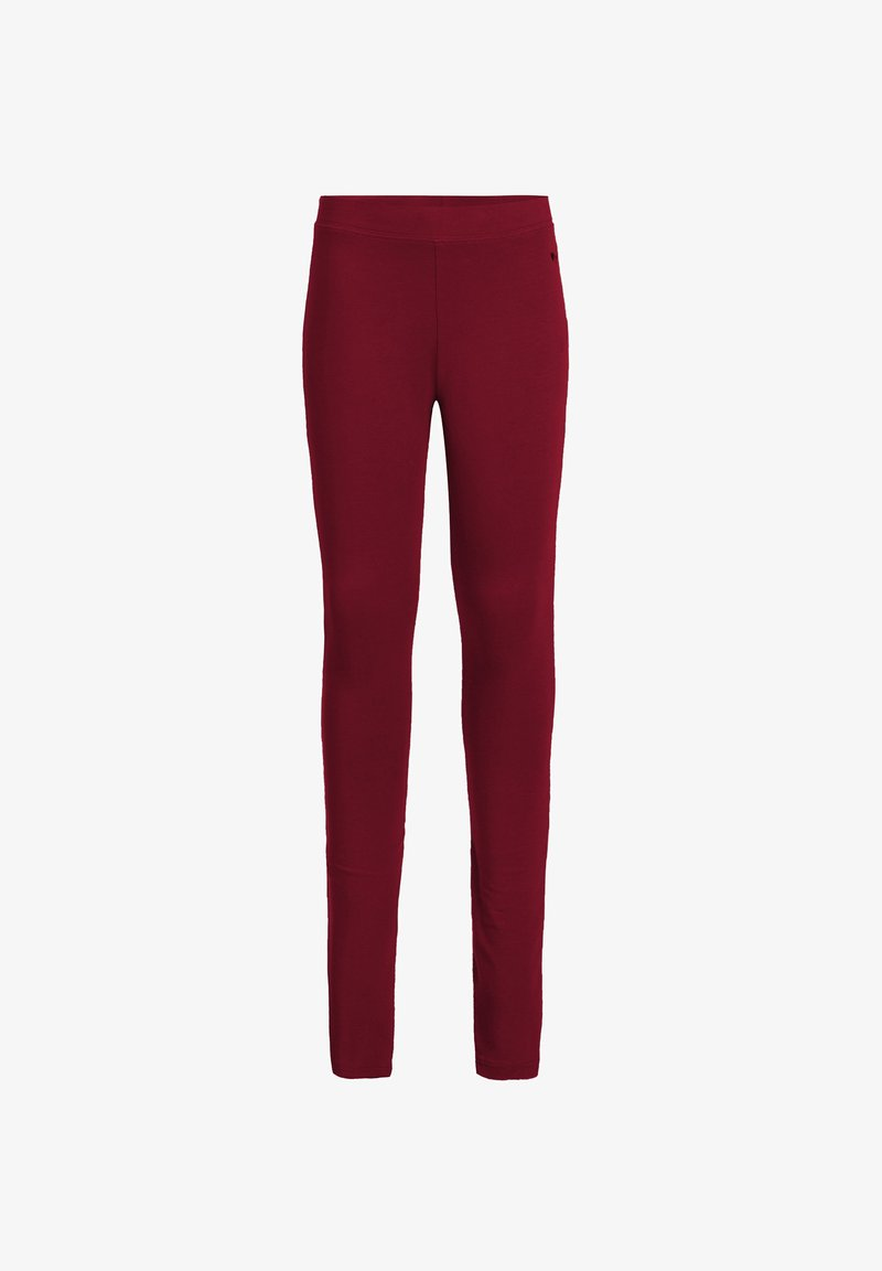 WE Fashion - Leggings - Trousers - light red
